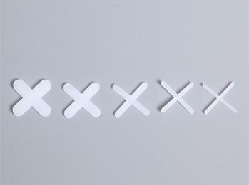 瓷砖塑料十字定位架